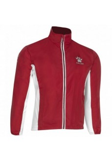Kelme Lider Kids' Training Jacket Red/White 89145-130 | Kids' Sweatshirts | scorer.es