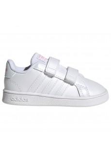 Adidas Grand Court Kids' Shoes White GW4856 | Kid's Trainers | scorer.es