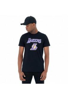 New Era Lakers Men's T-shirt Black 11530752 | Men's T-Shirts | scorer.es