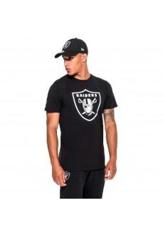New Era Las Vegas Raiders Men's T-shirt Black 11073657 | Men's T-Shirts | scorer.es