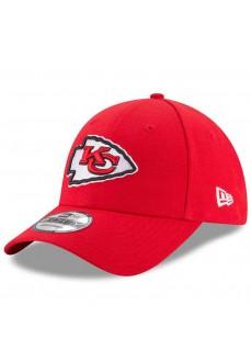 Gorra New Era Kansas City Chiefs The League Rojo 10517880 | scorer.es