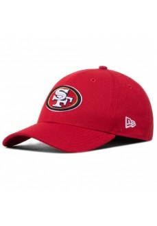 New Era San Francisco 49ERS Cap Red 10517869 | Caps | scorer.es