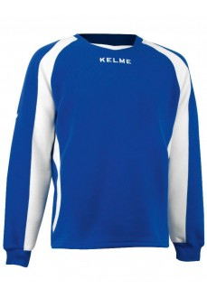 Kelme Saba Kids' Sweatshirt Blue 75519-703 | Kids' Sweatshirts | scorer.es