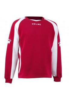 Kelme Saba Kids' Sweatshirt Red 75519-139 | Kids' Sweatshirts | scorer.es