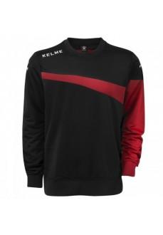 Kelme Sur Kids' Sweatshirt Black/Red 93101-148 | Kids' Sweatshirts | scorer.es