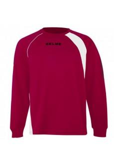 Kelme Cartago Kids' Sweatshirt Red 75518-129 | Kids' Sweatshirts | scorer.es