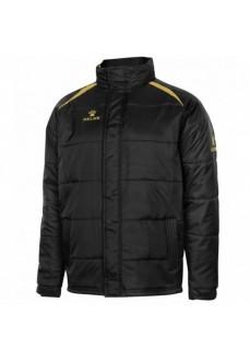 Kelme Millennium Kids' Coat Black/Gold 80919-91   Coats for Men   scorer.es