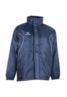 Kelme Aries Kids' Coat Navy blue 80942-107 | Coats for Kids | scorer.es