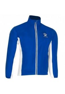 Kelme Lider Kids' Training Jacket Blue/White 89145-3 | Kids' Sweatshirts | scorer.es