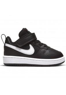 Nike Court Borough Low Kids' Shoes BQ5453-002 | Kid's Trainers | scorer.es