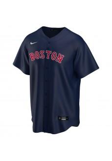 Camiseta Hombre Nike Boston Red Sox Replica Marino T770-BQNB-BQ-XVB | scorer.es