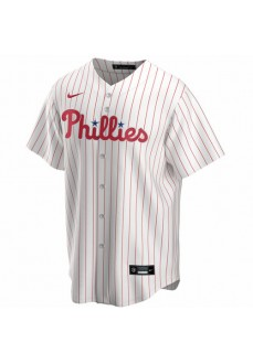 Camiseta Hombre Nike Philadephia Phillies Replica T770-PPSH-PP-XVH | scorer.es