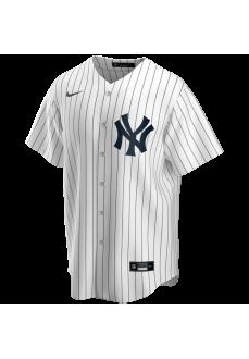 Nike New York Yankees Replica Men's Jersey White T770-NKWH-NK-XVH | Basketball clothing | scorer.es