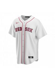 Camiseta Hombre Nike Boston Red Sox Replica Blanco T770-BQWH-BQ-XVH | scorer.es
