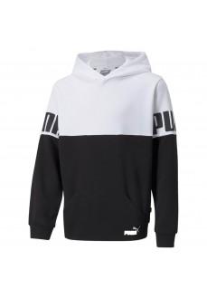 Puma Power Kids' Sweatshirt Black/White 589337-02 | Kids' Sweatshirts | scorer.es