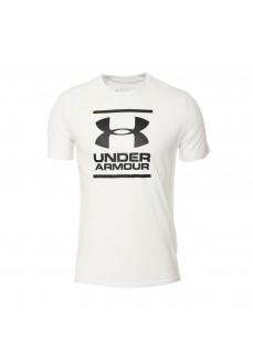 Camiseta Hombre Under Armour Gl Foundation Blanco 1326849-100 | scorer.es