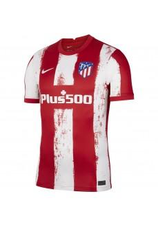 Nike Atlético de Madrid Men's Home Shirt 21/22 Red/White CV7883-612 | Football clothing | scorer.es