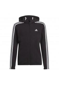 Adidas Essentials 3 Kids' Sweatshirt Black GS2195 | Kids' Sweatshirts | scorer.es