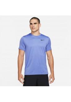 Nike Men's Dry Top Blue CZ1181-457 | Men's T-Shirts | scorer.es