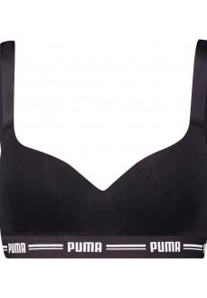 Sujetador Mujer Puma Padded Negro 604024001-200 | scorer.es