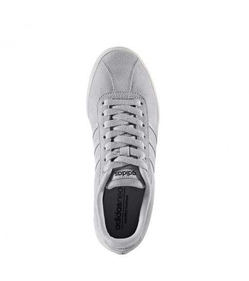Zapatillas Adidas Courtset Gris Terciopelo | scorer.es