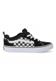 Vans Filmore CHBD Kids' Shoes Black/White VN0A3MVP5GX1   Kid's Trainers   scorer.es