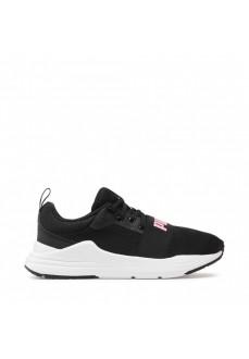 Puma Wired Run Kid´s Shoes Black 374214-11 | Kid's Trainers | scorer.es