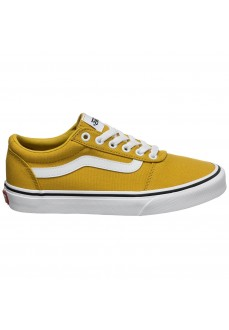 Vans Ward Ceylon Women's Shoes Yellow VN0A3IUN3Q51   Women's Trainers   scorer.es