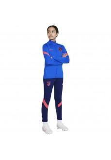 Nike Atlético Madrid Strike Kid's Tracksuit CW2171-440 | Football clothing | scorer.es