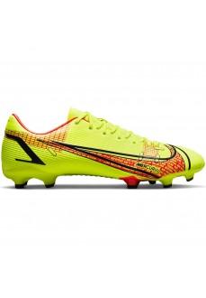 Zapatillas Hombre Nike Mercurial Vapor 14 Academy FG/MG Amarillo CU5691-760 | scorer.es
