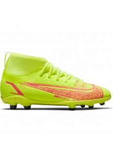 Zapatillas Niño/a Nike Mercurial Superfly 8 Club MG Amarillo CV0790-790 | scorer.es