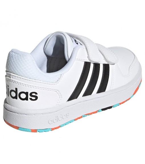 Zapatillas Niño/a Adidas Hoops 2.0 Blanco H01547 | scorer.es