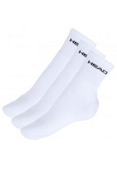 Head Crew 3P Socks White 771026001-300   Socks   scorer.es