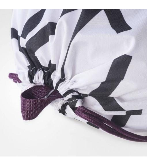 Bolsa de saco Adidas Blanco/Negro   scorer.es