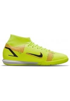 Zapatillas Hombre Nike Mercurial Superfly 8 Academy IC Amarillo CV0847-760 | scorer.es