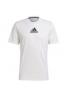 Camiseta Hombre Adidas M 3S Back Tee Blanco GM2135 | scorer.es