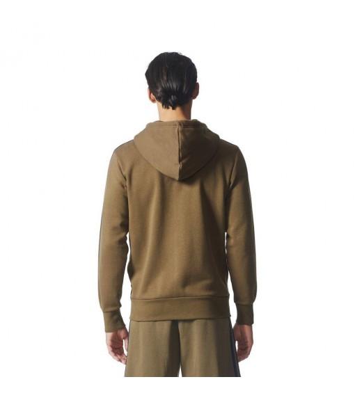 Sudadera con capucha Adidas Essentials Verde Oliva   scorer.es