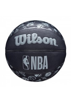 Balón Wilson NBA All Team Negro WTB1300XBNBA | scorer.es