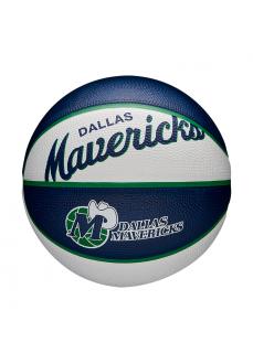 Balón Mini Wilson Team Retro Dallas Mavericks Varios Colores WTB3200XBDAL | scorer.es