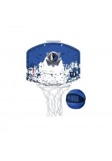 Mini Canasta Wilson NBA Dallas Mavericks Azul WTBA1302DAL