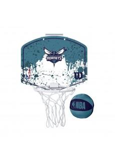 Mini Canasta Wilson NBA Charlotte Hornet Azul WTBA1302CHA