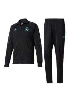 Chándal Adidas Real Madrid Negro