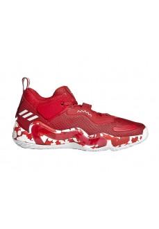 Zapatillas Hombre Adidas D.O.N Issue 3 Rojo H67717