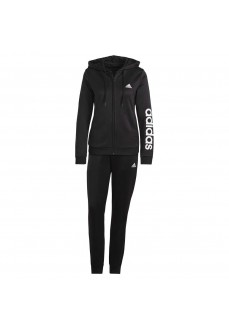 Adidas Essentials Logo Women's Tracksuit Black GM5575   Women's Tracksuits   scorer.es