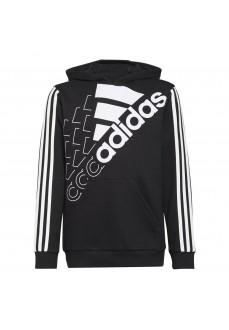 Adidas Essentials Kids' Sweatshirt Black GS2187 | Kids' Sweatshirts | scorer.es