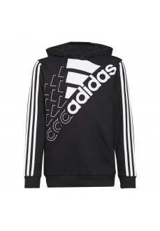 Sudadera Niño/a Adidas Essentials Negro GS2187 | scorer.es