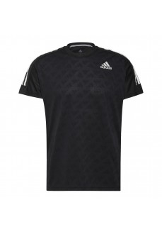Adidas OWN The Run Men's T-shirt Black H36450 | Running T-Shirts | scorer.es