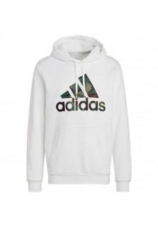 Sudadera Hombre Adidas Essentials Camo Blanco H14672   scorer.es