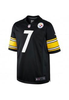 Camiseta Hombre Nike NFL Pittsburg 67NMPTGH7LF2NB Negro | scorer.es