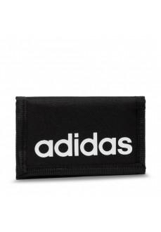 Adidas Essentials Wallet Black Logo GN1959